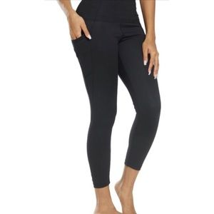 Danskin Shirred 7/8 Leggings